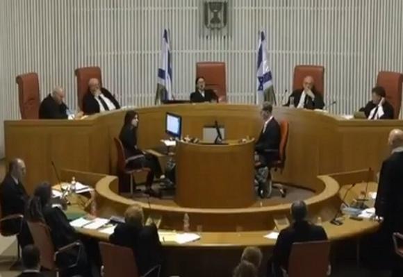 """Израильская судебная система служит """"палестинскому делу"""""""
