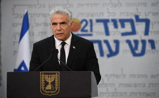 """""""Никакого """"Палестинского государства"""" не будет, пока Беннет премьер"""""""