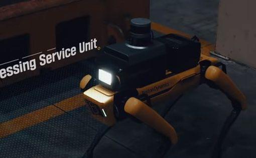 Роботов Boston Dynamics задействовали в охране завода Kia
