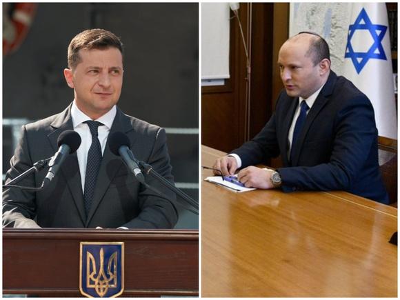 Зеленский и Беннет провели первые телефонные переговоры: о чем говорили