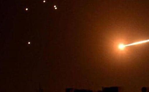 ВВС Израиля уничтожили сирийскую ракетную батарею