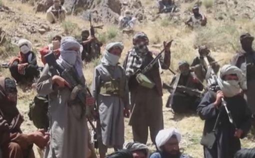 """""""Талибан"""" готов сотрудничать со всем миром, кроме Израиля"""