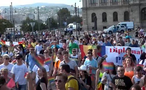 Правительство Венгрии намерено приравнять гомосексуальность к педофилии