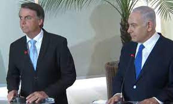 Президент Бразилии обратился к Нетаниягу