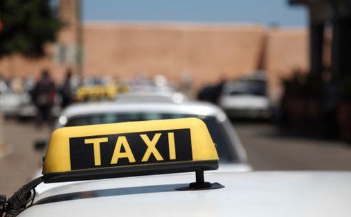 Таксисты прекратили забирать пассажиров из Бен-Гуриона
