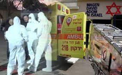 COVID в Израиле: число тяжелобольных падает, подключенных к ИВЛ растет