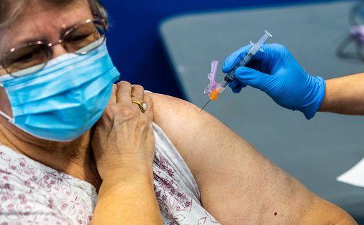 75% тяжелых пациентов старше 60 лет были вакцинированы полгода назад