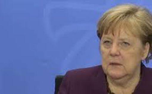 Выборы в Германии: партия Меркель уступает первенство