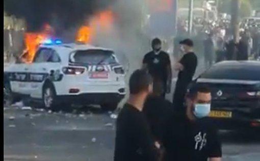 Мэр Лода о беспорядках: палестинская идентичность взяла верх