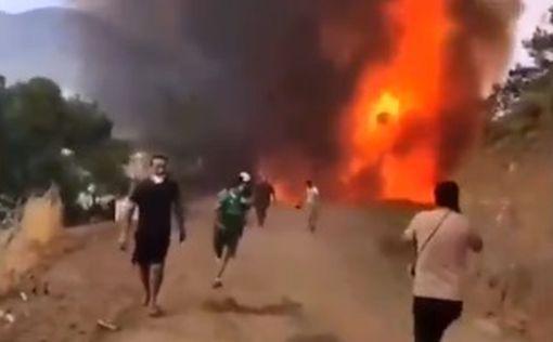 """""""Дети огня"""" взяли на себя ответственность за пожары в Турции"""
