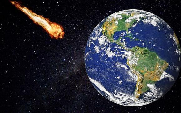 К Земле летит огромный и опасный астероид