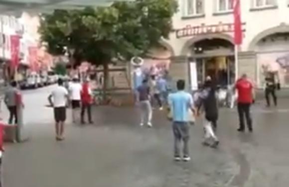 Напавший на людей в Вюрцбург - гражданин Сомали
