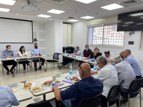Шакед: разрешения на строительство в Иудее и Самарии – раз в 3 месяца | Фото: пресс-служба Совета поселений Иудеи и Самарии