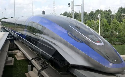 Китай представил новый скоростной поезд