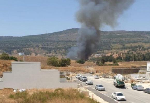 Израиль обстрелян из шиитской деревни