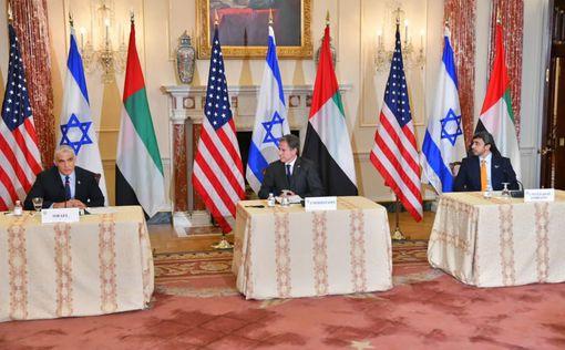 Лапид обсудил с американцами варианты борьбы с Ираном | Фото: GPO