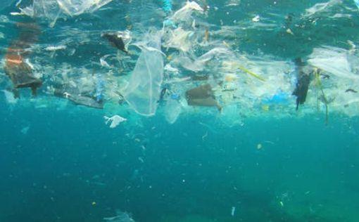 Роботов научили уничтожать пластик в океане