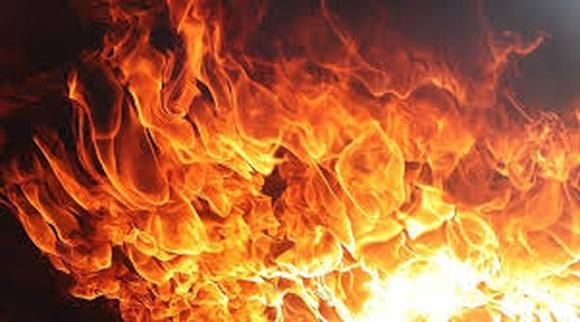 Пожары на Кипре: фото и видео