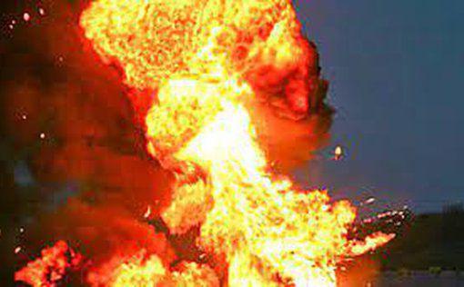 Мощный взрыв прогремел в Йемене