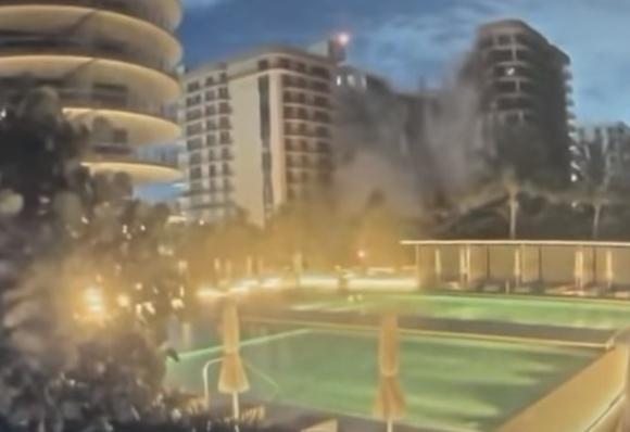 Обрушение дома в Майами: 15-летний мальчик чудом выжил