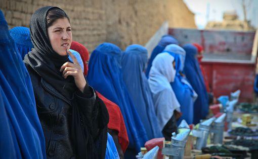 """Обещание уровня """"Талибан"""": женщин уважаем, не так оделась - расстреляем"""