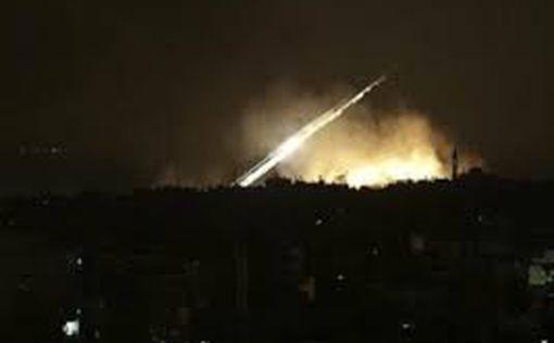 Осколки сирийской ракеты нашли в Тель-Авиве: фото
