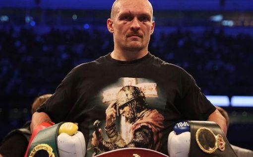 Исторический бой с Джошуа: Усик стал чемпионом мира в супертяжелом весе