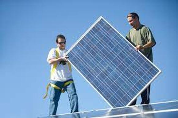 В Израиле заменят крыши из асбеста на солнечные панели