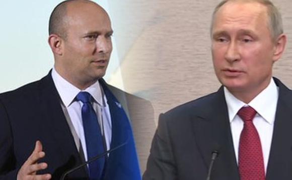Беннет попросит Путина надавить на Иран