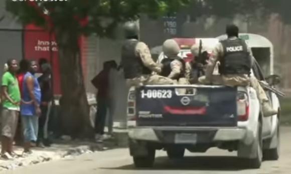 На Гаити похищены 17 американских миссионеров