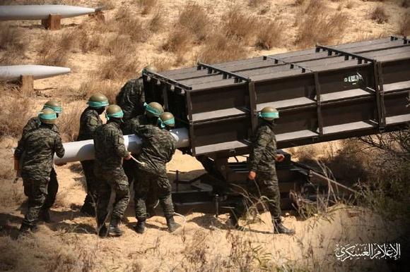 Египет способствует возобновлению производства ракет в Газе