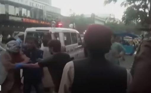 Более 100 человек погибли в результате взрывов в Кабуле