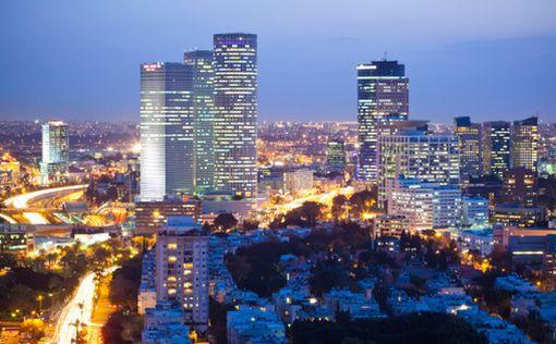 Тель-Авив назван самым веселым городом в мире
