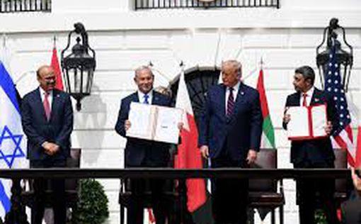 В США одобрили законопроект о расширении Соглашений Авраама