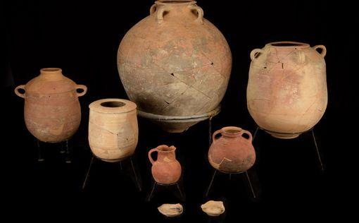 В Израиле нашли свидетельства землетрясения, упомянутого в Ветхом Завете | Фото: Управление древностей Израиля