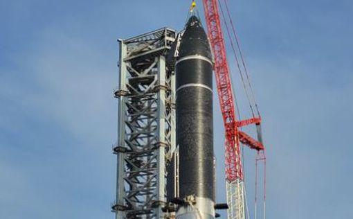 SpaceX собрала самую большую в истории ракету Starship