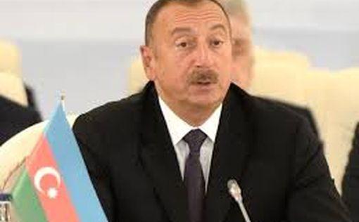 Алиев: армяне не хотят мира