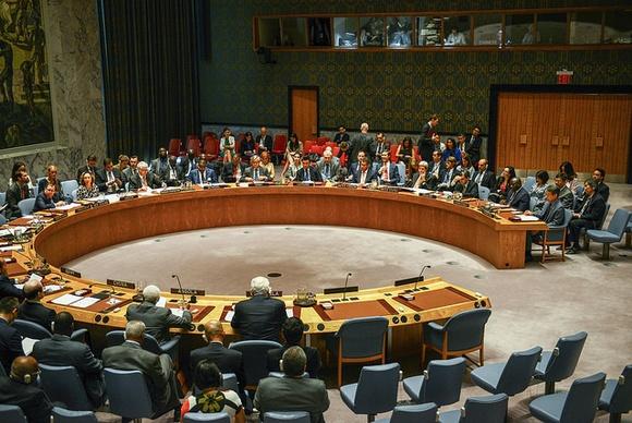 В ООН призвали решать проблемы Ближнего Востока комплексно